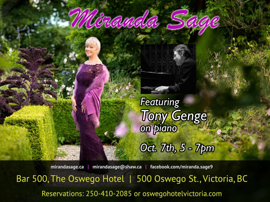 Miranda Sage Bar 500 Oct 7